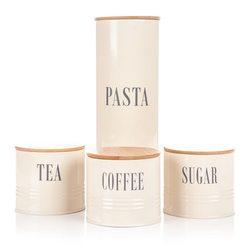 Dóza na špagety, přírodní, 3, 11x11x30 cm, kov