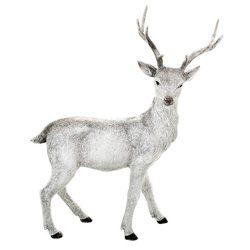 Jelen Kuky, 9x28x33 cm, polyresin