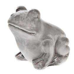 Žába šedá, 9x11x10 cm, beton