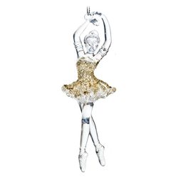 Ozdoba akryl baletka ruce do oblouku nad hlavou, 1