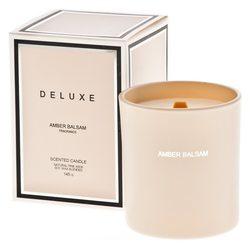 Vonná svíčka v krabiččce,malá, Amber Balsam