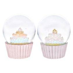 Sněžítko dortík s polevou, malé, 2dr., 5x5x6cm, po