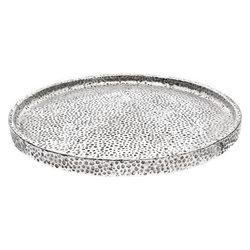 Tác Arge kruhový, 30x30x3 cm