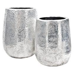 Váza Arge, kónická, 20x20x23 cm