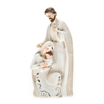 Josef a Marie, 13x9x26 cm, polyresin