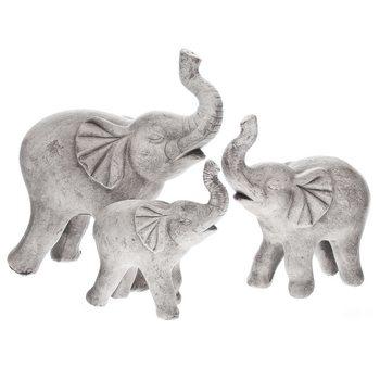 Slon tlustý střední, 9x18x20 cm, keramika jako bet